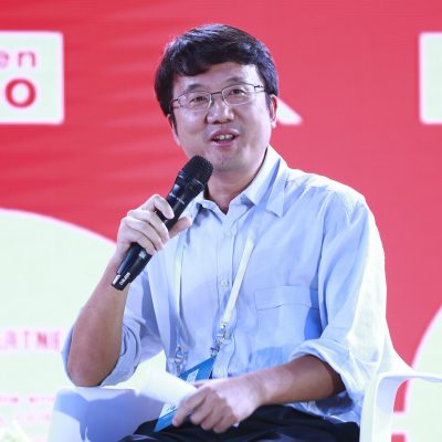 Founder of Appotronics, Li Yi