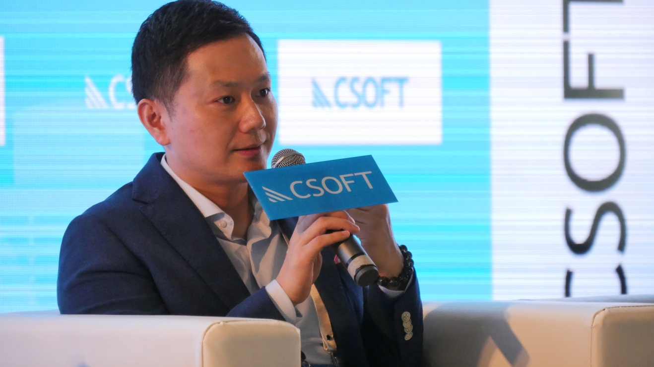 goti deng at CSOFT summit